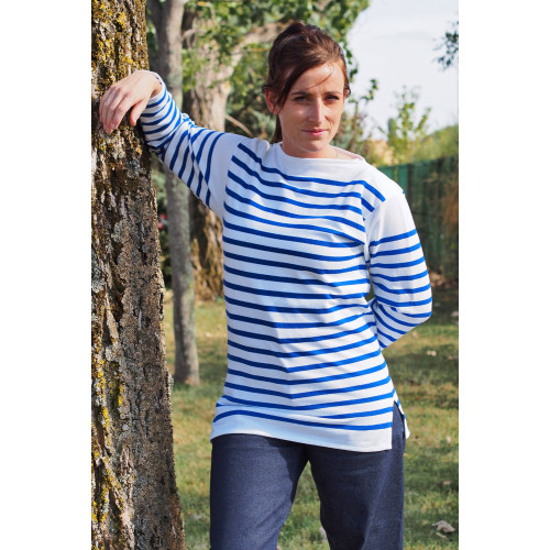 NAVAL TEE SHIRT LONG SLEEVES