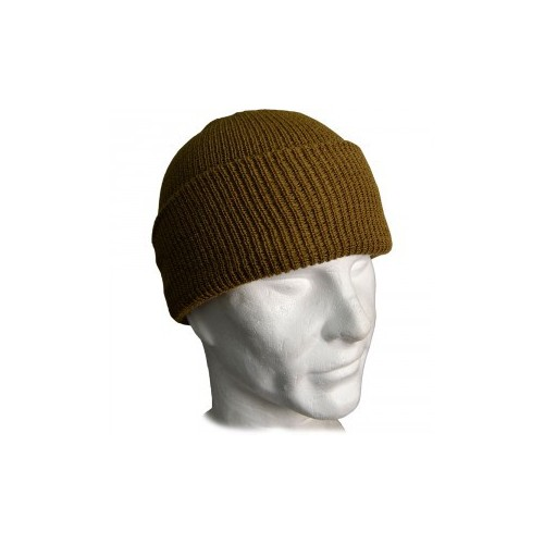 WATCH CAP 100% WOOL