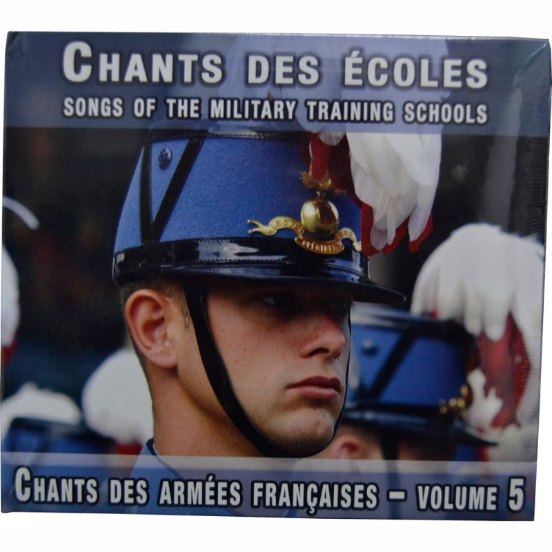 CD CHANTS DES ECOLES