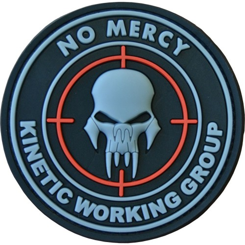 NO MERCY NOIR