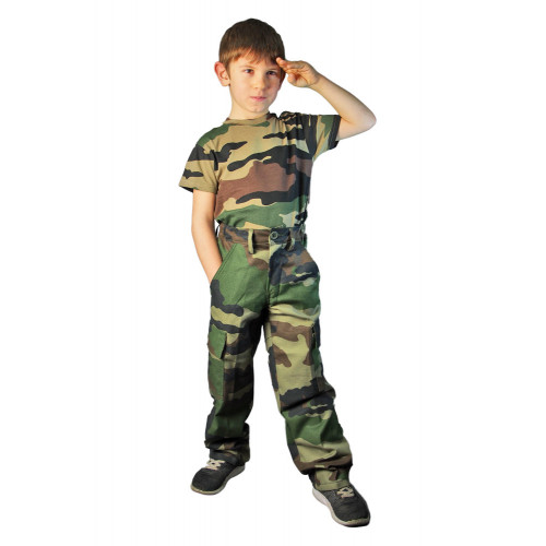 CENTRAL EUROPEAN CAMO UNIFORM - TROUSERS