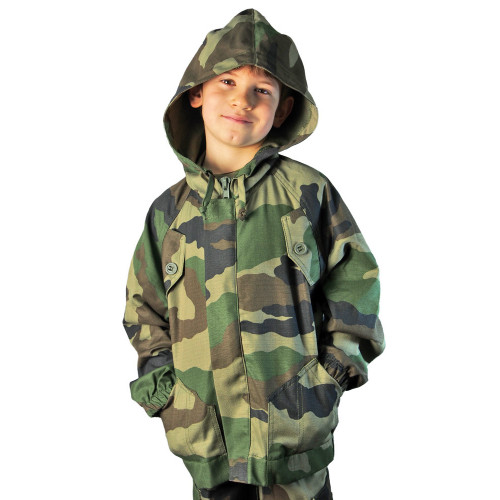 CENTRAL EUROPEAN CAMO UNIFORM - JACKET
