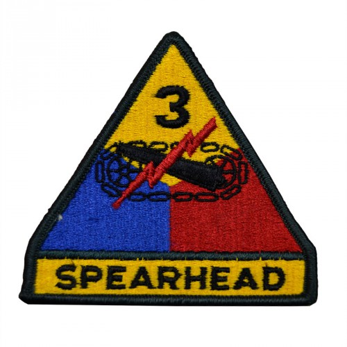 3rd ARMORED SPEARHEAD
