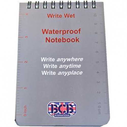 WATERPROOF WRITING PAD