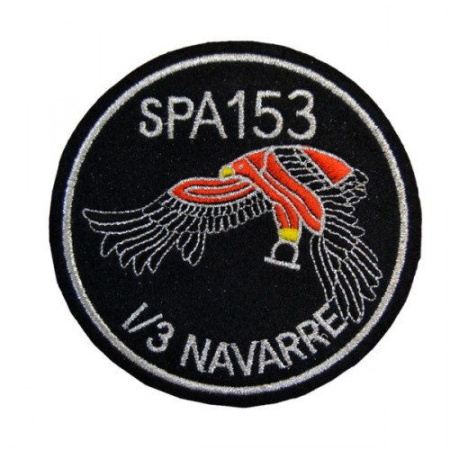 ESCADRILLE  SPA 153 2 ESC. NAVARRE.NANCY