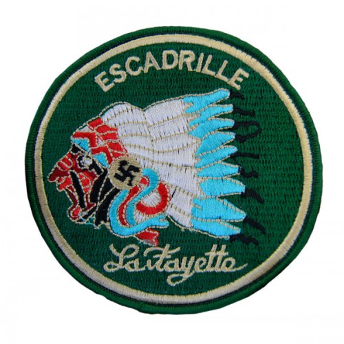 ESCADRILLE  LAFAYETTE LUXEUIL