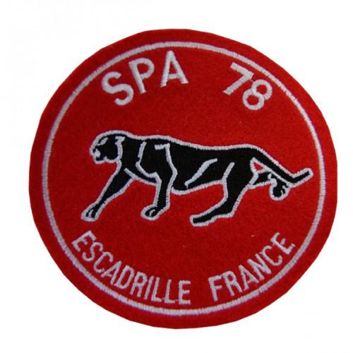 ESCADRILLE  DE FRANCE SPA 78