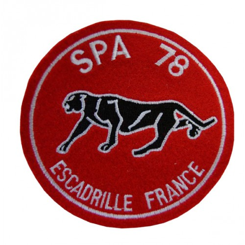 ESCADRILLE  DE FRANCE SPA 78