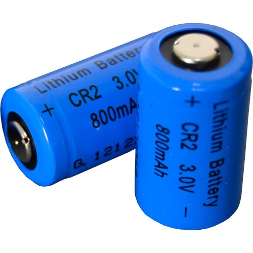 PILE LITHIUM CR2 3V