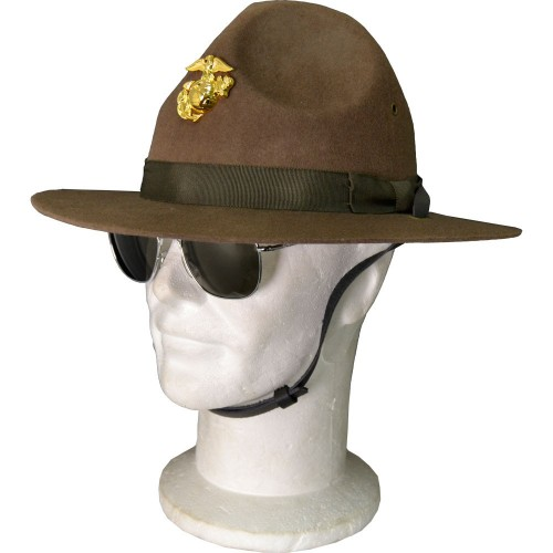 CHAPEAU USMC INSTRUCTEUR