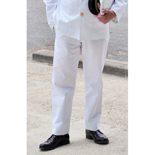 PANTALON OFFICIER BLANC