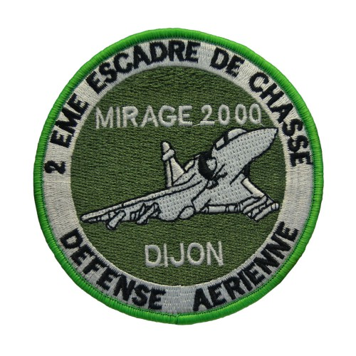ECUSSON AVIATION MIRAGE 2000 DIJON