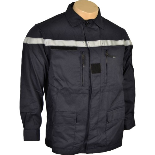 FLAME PROOF FRENCH FIREMAN JACKET