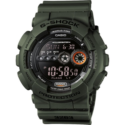 CASIO GD 100MS 3ER