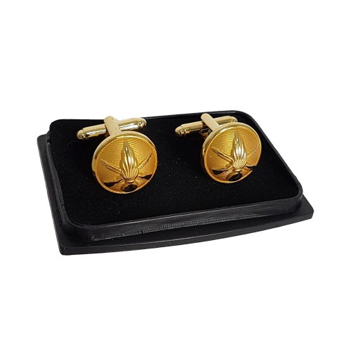 CUFFLINK FRENCH MILITARY INFANTRY
