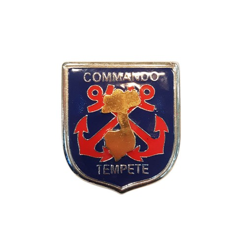 FRENCH INSIGNIA COMMANDO STORM