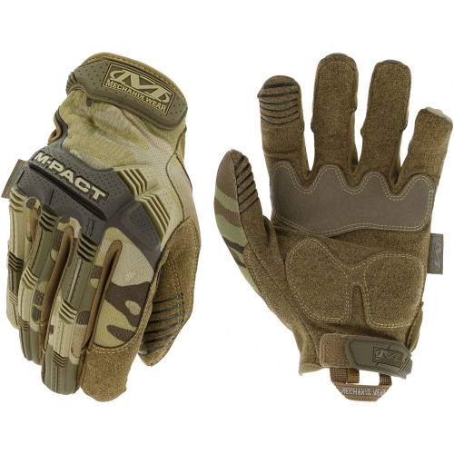 TACTICAL GLOVE MULTICAM M-PACT