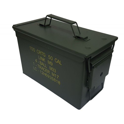 AMMO BOX CALIBER 50