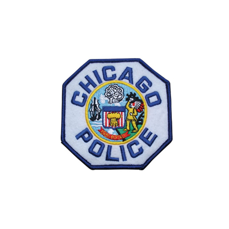 ECUSSON POLICE US  CHICAGO