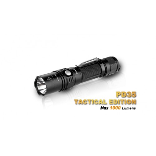 LAMPE FENIX PD 35 TACTICAL ÉDITION