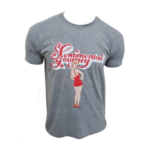 TEE SHIRT SENTIMENTAL JOURNEY