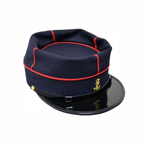 FRENCH FOREIGN LEGION KEPI, 1ST MODEL.