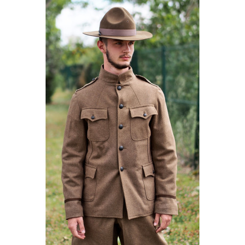 "VESTE US ARMY WWI ""DOUGHBOY"""