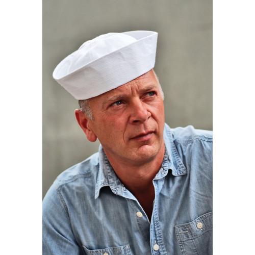 ENLISTED MAN'S NAVY CAP