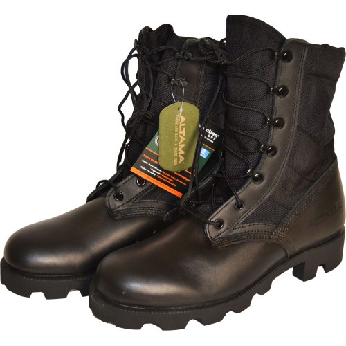 JUNGLE BOOTS PX 10.5 ALTAMA black