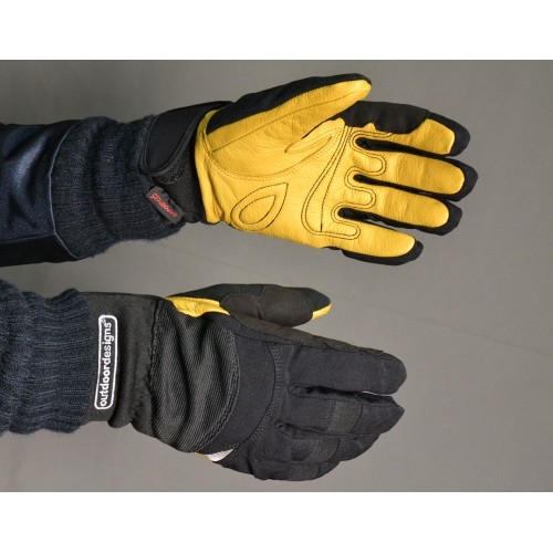 GANTS X-COUNTRY ski