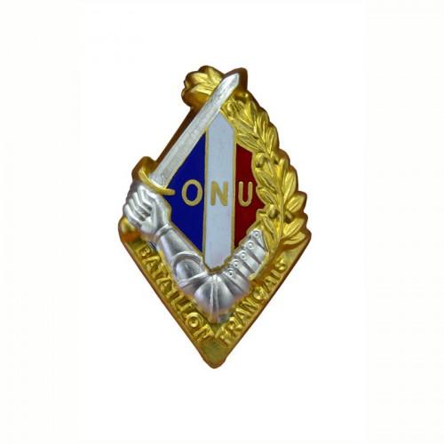 INS DU BATAILLON   FRANCAIS DE COREE