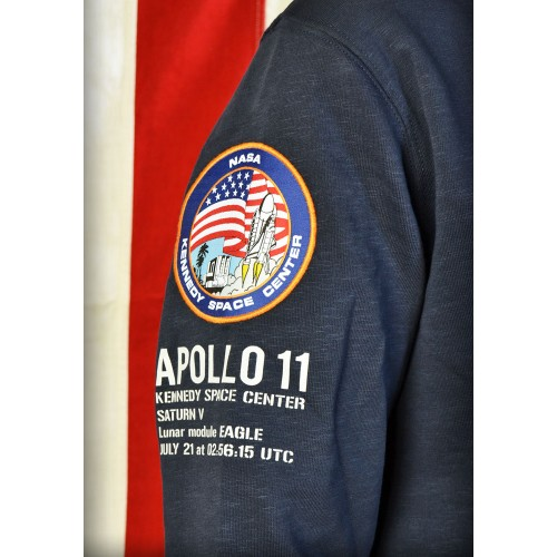 SWEATSHIRT NASA APPOLO XI