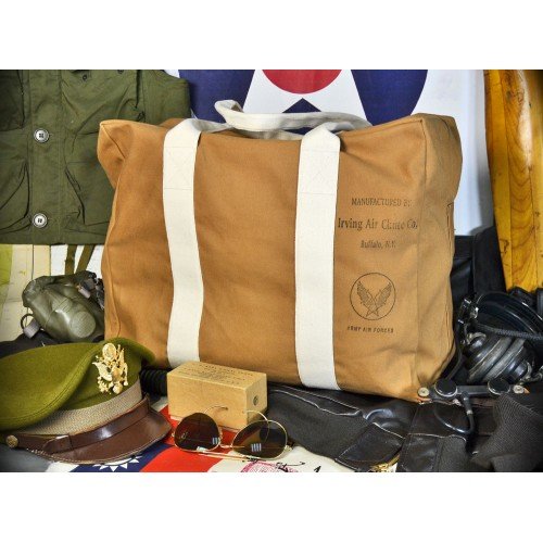 AVIATOR'S KIT BAG - Model Army Navy