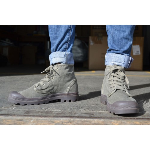 PALLADIUM PAMPA HIGH DARK OLIVE