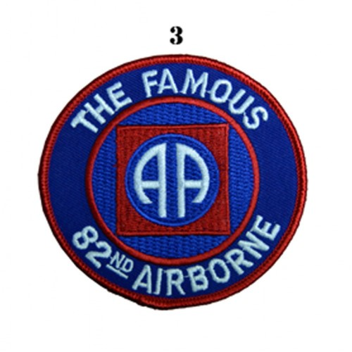 THE FAMOUS 82ND AIRBORNE