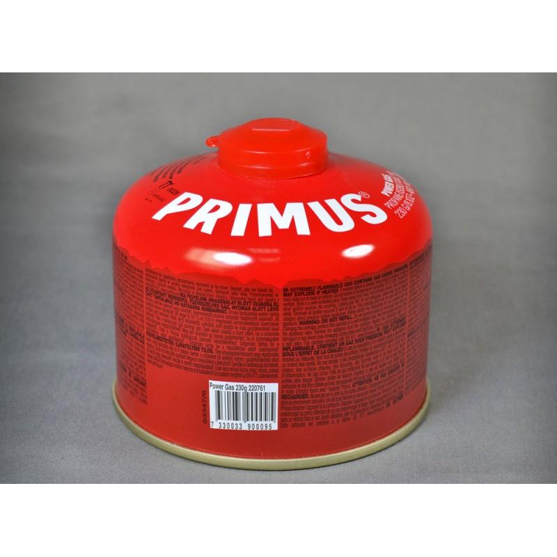 PRIMUS CAPSULE POWER GAS