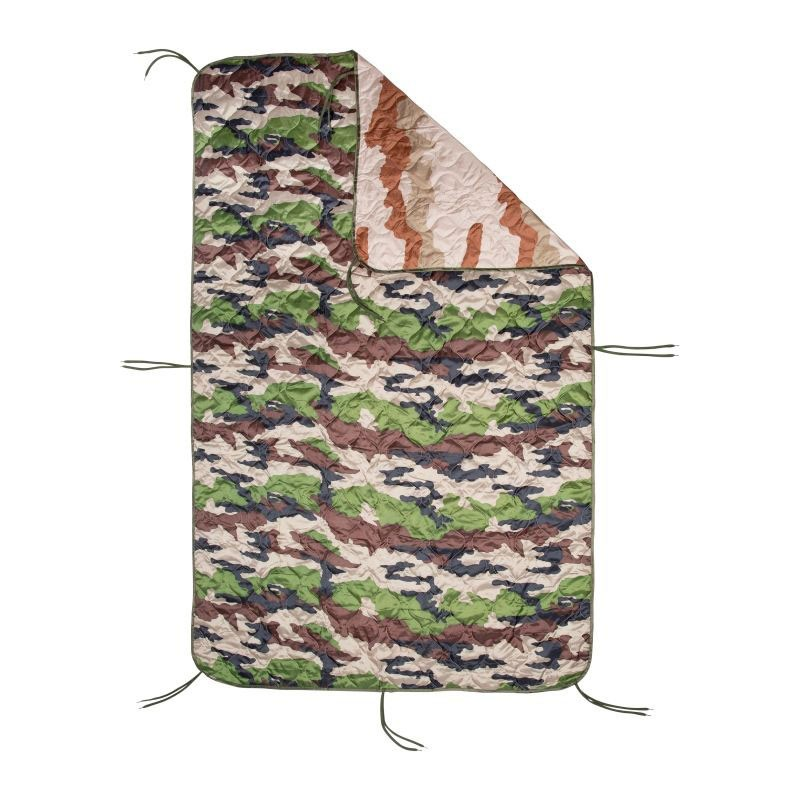 PONCHO LINER REVERSIBLE