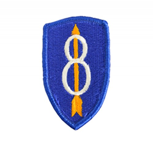 8th INFANTRY DIV GOLDEN ARROW EUROP