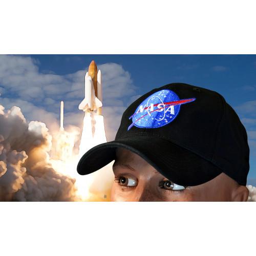 CASQUETTE NASA