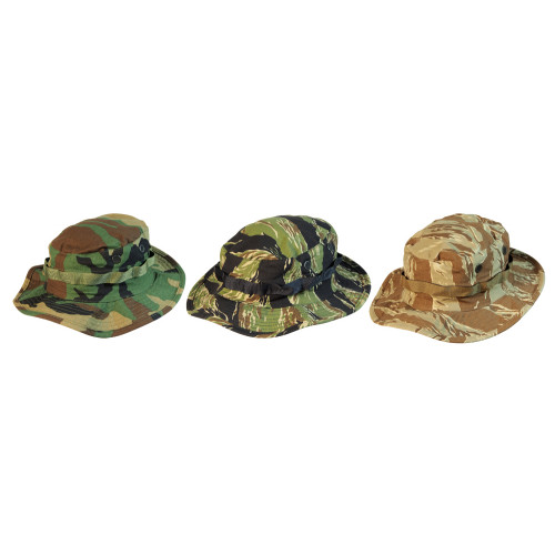 BONNIES HAT CAMO TYPE II.