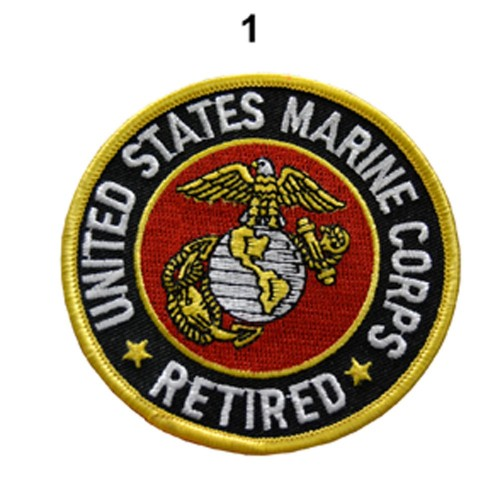 UNITED STATES MARINES CORPS RETIRED