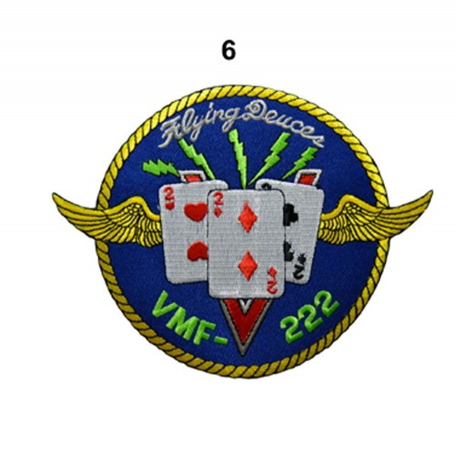 VMF-222 FLYING DEUCES