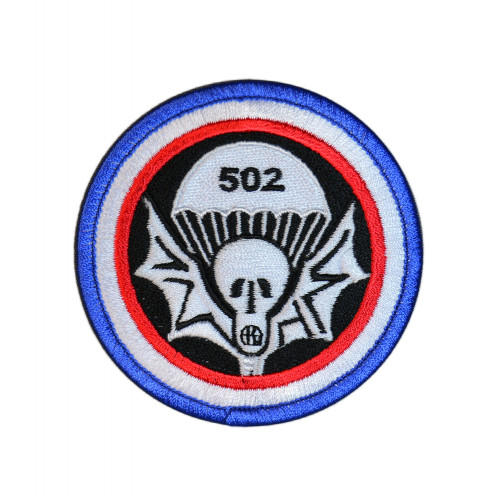 502nd PIR (Parachute Infantry Regiment)