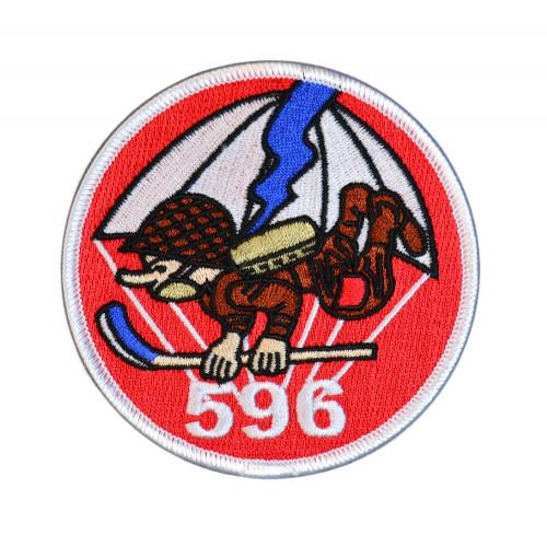 596th PIR (Parachute Infantry Regiment)