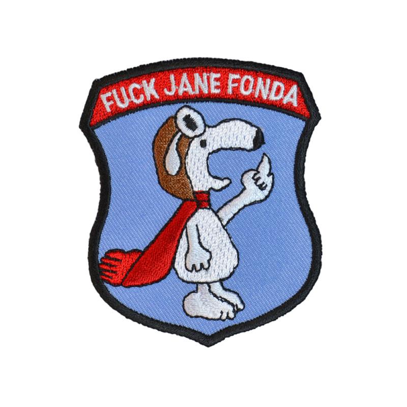 FUCK JANE FONDA