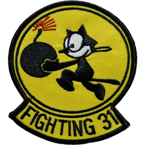 FIGHTING 31 TOM THE CAT
