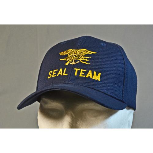 CASQUETTE MOTIF SEAL TEAM