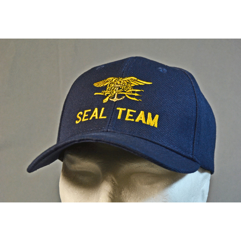 CASQUETTE MOTIF SEAL TEAM