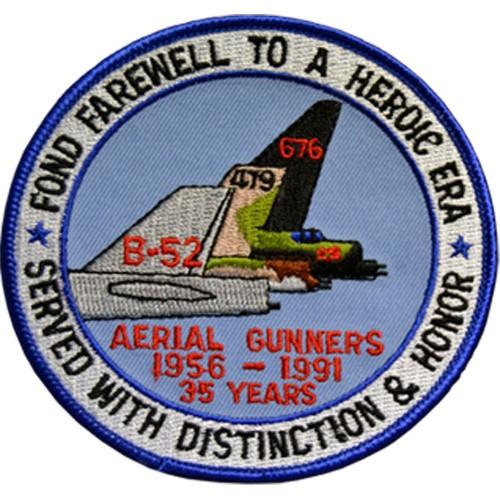 B-52 AERIAL GUNNER 1956-1991