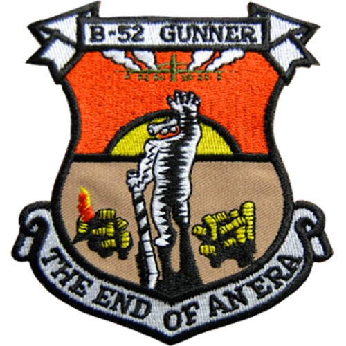 B-52 GUNNER